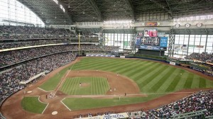 Miller Park: Not a Friendly Place